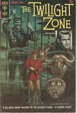 Gold Key Comics Twilight Zone Vol 1 (1962 Series) # 27 FN