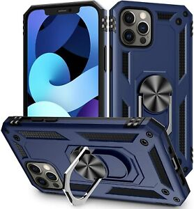Kickstand Case Cover for iPhone 7 8 11 12 Mini Pro Max SE 20 Shockproof Magnetic