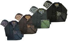 Mens GAME Premium British Unpadded Wax Rain Jacket Coat 100% waxed Cotton