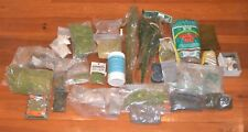 LOT Modeling Supplies HO Railroad Layout Scenery Trees Grass Dirt Water Moss