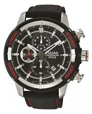 Pulsar Men's Brushed Wristwatches