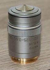 Leica MICROSCOPIO Microscope obiettivamente N Plan 100x/1,25-0,60 OIL con Iris