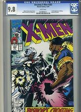 UNCANNY X-MEN #283 CGC 9.8 1ST FULL APPEARANCE OF BISHOP MALCOLM & RANDALL