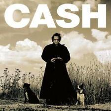 LP JOHNNY CASH AMERICAN RECORDINGS I VINYL 180G + MP3 DOWNLOAD