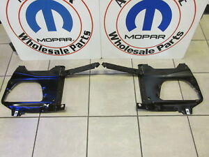 DODGE RAM 2500 3500 4500 5500 Replacement Front Bumper Bracket Kit NEW OEM MOPAR