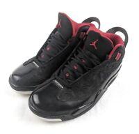 new styles 00050 95d13 Nike Air Jordan Dub Zero Two 2009 Black Varsity Red White 311046-061 size  9.5