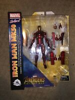 Marvel Select Iron Man MK50 (Mark 50)- Avengers Infinity War