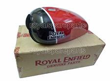 Genuine Royal Enfield 650 cc Interceptor Petrol Gas Fuel Tank Ravishing Red