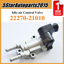 OE# 22270-21010 Idle Air Speed Control Valve for Toyota Echo Scion xA xB 1.5L L4