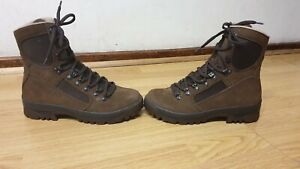 MEINDL MENS BROWN SUEDE BOOTS SIZE UK 7 / EU 41 ...