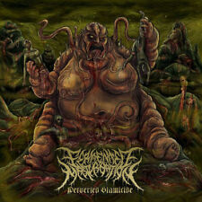 FERMENTED MASTURBATION(Norway)‎–Perverted Slamicide MCD 2014(Brutal Death, Slam)