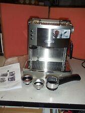 DeLonghi EC702 5 Cups Coffee & Espresso Combo - Silver