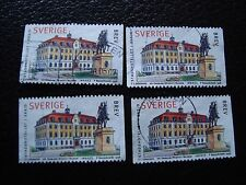 SUEDE - timbre yvert et tellier n° 2025 x4 obl (A29) stamp sweden (Z)