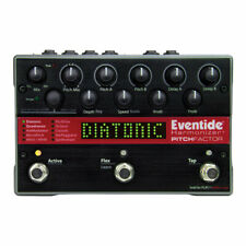Eventide Pitchfactor - Studio Quality Stereo Pitch-Shifting Effects Pedal