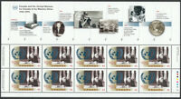 CANADA and UNITED NATIONS = 50th Anniversary = Canada 1995 #1584i MNH Cat.$25.00
