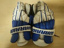 Warrior Regulator Reg2Gg Lacrosse Royal/White 12 Inch Size 12