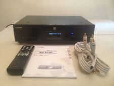 Toshiba SD-9200 DVD CD Player Audio/Video Player Dolby DTS Remote Manual