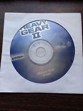 Heavy Gear II PC Game, Windows 95/98