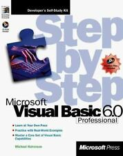 Microsoft® Visual Basic®  Professional 6.0 Step by Step (Step by Step Developer)