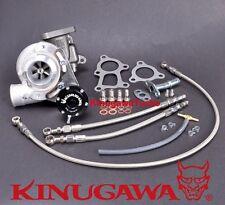 Kinugawa Turbocharger Mitsubishi 4D56T 2.5 TD04L-15T + 50% HP Oil & Water-Cooled