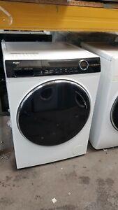Haier HW120-B14979, 12kg, 1400rpm Washing Machine A+++ Rating in White