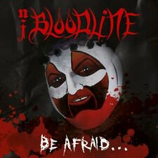 NJ Bloodline - Be Afraid...CD CLUBBERLANG FURY OF FIVE E-TOWN CONCRETE BULLDOZE