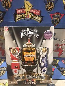 Power Rangers Mighty Morphin Legacy Ninja Megazord NEW SEALED 2015 BY BANDAI
