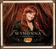 Love Heals Wynonna Audio CD