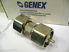 GENEX COAXIAL CONNECTOR ADAPTER LC TYPE MALE TO LC MALE COD.6023602