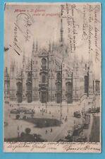 Lombardia Il Duomo – Visto di Prospetto Milano - 16077