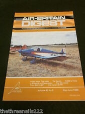 AIR BRITAIN DIGEST - MAY 1988 - THE ZENITH