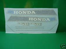 Honda CB 400 n Serie Aufkleber