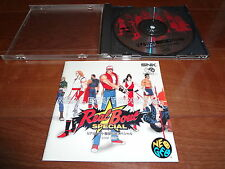 Real Bout Fatal Fury Special no spine SNK Neo-Geo CD Japan