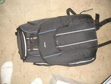 CAMERA BAG backpack - ULTIMAXX used lightly LARGE PROFESSIONAL
