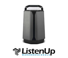 Soundcast - Vg7 Portable Bluetooth Speaker - Gray/black - Authorized Dealer