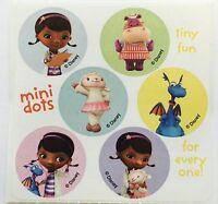 60 Disney Junior Doc McStuffins Stickers Party Favors Teacher Supply Dottie