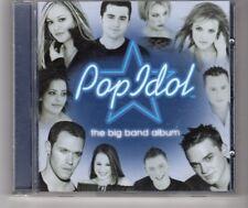 (HM796) Pop Idol, The Big Band Album - 2002 CD