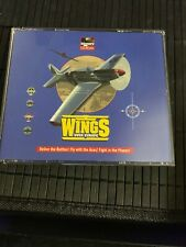 Wings Over Europe & Aces Over Europe Rare Evaluation Copy/Not For Resale PC