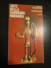 ARTE DELLA SARDEGNA NURAGICA. Stacul - Mondadori 1975