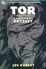TOR: A PREHISTORIC ODYSSEY / Joe Kubert / HC / DC Comics / New, Factory Sealed