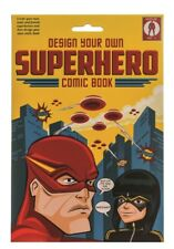 Create Your Own Super Hero By Clockwork Soldier