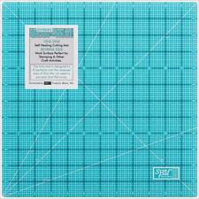 "Scor-Pal Scor-Mat 12x12"" fits with the Scoring Board, reversible cutting mat"