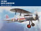 GLOSTER GLADIATOR MK1 1/48 aircraft Trumpeter model plane kit 64803