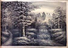 Oil Landscape Black Art Paintings