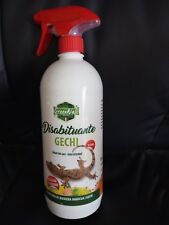Imperdibile repellente liquido 1 Lt disabituante gechi e lucertole giardino casa