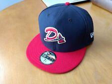 Danville Braves New Era cap hat size 7 7/8 NWT Atlanta Rome Gwinnett Mississippi