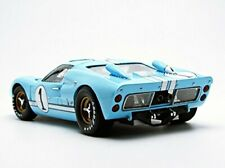 SHELBY COLLECTIBLE 1:18 1966 FORD GT40 MKII 24HRS LeMANS