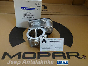 Diesel Throttle Body Jeep Grand Cherokee WK 11-19 3.0CRD 68490035AA New Mopar