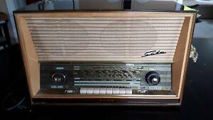 SABA Röhrenradio Wildbad 100
