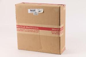 """Neuf Marshall v-R84DP-2C 8.4 """" 1.44 Megapixel LCD, Ntsc / Pal, 4:3/16:9"""